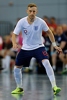 Stuart Cook of England during England vs Poland, International Futsal Friendly at St George's Park on 2nd June 2018