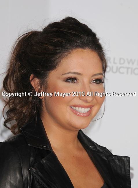 """HOLLYWOOD, CA. - November 01: Bristol Palin attends """"Dancing With The Stars"""" 200th Episode at Boulevard 3 on November 1, 2010 in Hollywood, California."""