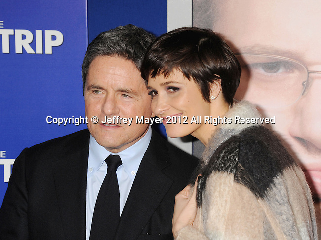 WESTWOOD, CA - DECEMBER 11: Brad Grey and Cassandra Huysentruyt Grey arrive at the 'The Guilt Trip' - Los Angeles Premiere at Regency Village Theatre on December 11, 2012 in Westwood, California.
