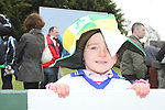 Mia Little at the 2011 St.Patrick's Day Parade in Drogheda...(Photo credit should read Jenny Matthews/www.newsfile.ie)....This Picture has been sent you under the conditions enclosed by:.Newsfile Ltd..The Studio,.Millmount Abbey,.Drogheda,.Co Meath..Ireland..Tel: +353(0)41-9871240.Fax: +353(0)41-9871260.GSM: +353(0)86-2500958.email: pictures@newsfile.ie.www.newsfile.ie.