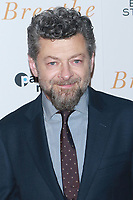 NEW YORK, NY - OCTOBER 9: Andy Serkis at the NY Special Screening of BREATHE at AMC Loews Lincoln Square 13 on October 9, 2017 in New York City. <br /> CAP/MPI99<br /> &copy;MPI99/Capital Pictures
