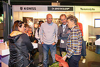 Nieuwegein,  Netherlands, 9 November 2018, Coaches congress KNLTB<br /> Photo: Tennisimages.com/Henk Koster