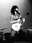 Led Zeppelin 1971 Jimmy page.© Chris Walter.