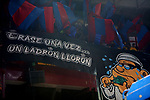 Turkish Airlines Euroleague 2018/2019. <br /> Regular Season-Round 24.<br /> FC Barcelona Lassa vs R. Madrid: 77-70.