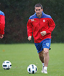 David Healy hoping for a game against Liverpool