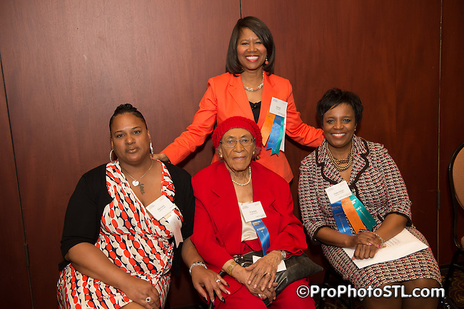 YWCA Circle of Woman 2014 Luncheon at Chase Park Plaza Hotel in St. Louis, MO on April 2, 2014.