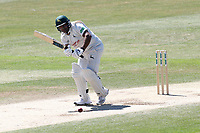 Samit Patel in batting action for Notts during Essex CCC vs Nottinghamshire CCC, Specsavers County Championship Division 1 Cricket at The Cloudfm County Ground on 22nd June 2018