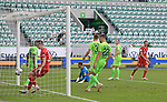 27.06.2020, Fussball: nph00001 1. Bundesliga 2019/2020, 34. Spieltag, VfL Wolfsburg - FC Bayern Muenchen, in der Volkswagen-Arena Wolfsburg. Tor zum 0:4<br /><br />Foto: Bernd Feil/M.i.S./ /Pool/nordphoto<br /><br />Nur fŸr journalistische Zwecke! Only for editorial use! <br /><br />GemŠ§ den Vorgaben der DFL Deutsche Fussball: nph00001 Liga ist es untersagt, in dem Stadion und/oder vom Spiel angefertigte Fotoaufnahmen in Form von Sequenzbildern und/oder videoŠhnlichen Fotostrecken zu verwerten bzw. verwerten zu lassen. DFL regulations prohibit any use of photographs as image sequences and/or quasi-video.    <br /><br />National and international NewsAgencies OUT.