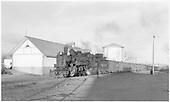 D&amp;RGW #491 with freight at Farmington depot.<br /> D&amp;RGW  Farmington, NM  Taken by Richardson, Robert W.