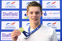 British Swimming Champs - 20 April 2017