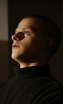 Lucas Hedges attends the 'Yen' Opening Night After Party at Sushisamba on January 31, 2017 in New York City.