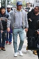 www.acepixs.com<br /> <br /> April 27 2017, New York City<br /> <br /> Actor Liev Schreiber walks in Tribeca on April 27 2017 in New York City<br /> <br /> By Line: Zelig Shaul/ACE Pictures<br /> <br /> <br /> ACE Pictures Inc<br /> Tel: 6467670430<br /> Email: info@acepixs.com<br /> www.acepixs.com