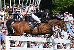 02.06.2019,  GER;  Deutsches Spring- und Dressur-Derby, 90. Deutsches Spring-Derby, im Bild Nisse Lueneburg (GER)) auf Cordillo  Foto © nordphoto / Witke *** Local Caption ***