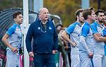 ZEIST-  coach Reinoud Wolff (Hurley)  promotieklasse hockey heren, Schaerweijde-Hurley (4-0)  COPYRIGHT KOEN SUYK