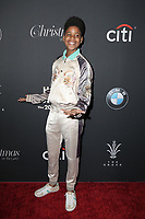 LOS ANGELES - NOV 18:  JD McCrary at the Grove Christmas Tree Lighting at the Grove on November 18, 2018 in Los Angeles, CA