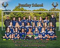 180416 Bentley Girls Varsity Soccer