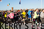 A Good turnout  at the start of the Tralee Musical Society 5k Run from Tralee Wetlands on Sunday morning