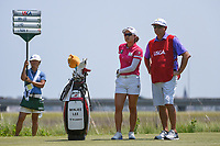 Minjee Lee (AUS) looks over her tee shot on 8 during round 1 of the 2019 US Women's Open, Charleston Country Club, Charleston, South Carolina,  USA. 5/30/2019.<br /> Picture: Golffile | Ken Murray<br /> <br /> All photo usage must carry mandatory copyright credit (© Golffile | Ken Murray