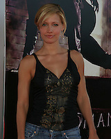 "©2004 KATHY HUTCHINS /HUTCHINS PHOTO.PREMIERE OF ""CATWOMAN"".HOLLYWOOD, CA.JULY 19, 2004..KADEE STRICKLAND."