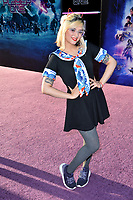 Tabatha Pacer at the premiere for &quot;Ready Player One&quot; at The Dolby Theatre, Los Angeles, USA 26 March 2018<br /> Picture: Paul Smith/Featureflash/SilverHub 0208 004 5359 sales@silverhubmedia.com