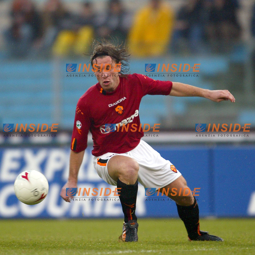 Roma 18/1/2004<br /> Roma Sampdoria 3-1<br /> Antonio Cassano (Roma)<br /> Foto Andrea Staccioli Insidefoto