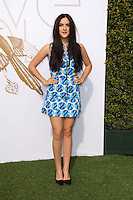 Isabelle Fuhrman<br /> at LoveGold Honors Michelle Dockery for a day of gold and glamour, Selma House, Los Angeles, CA 01-09-14<br /> David Edwards/Dailyceleb.com 818-249-4998