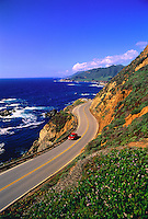700-21157.© Dale Sanders.Highway #1.Big Sur Coast.California, USA