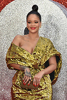 RIHANNA (Robyn Rihanna Fenty)<br /> &quot;Ocean's 8&quot; European film premiere in Leicester Square, London, England on June 13, 2018<br /> CAP/Phil Loftus<br /> &copy;Phil Loftus/Capital Pictures /MediaPunch ***NORTH AND SOUTH AMERICAS ONLY***