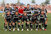 U.S. Open Cup Round of 16: DC United Starting XI. DC United defeated the Columbus Crew in overtime 2-1, Tuesday, August 1, 2006, at Maryland Soccerplex.