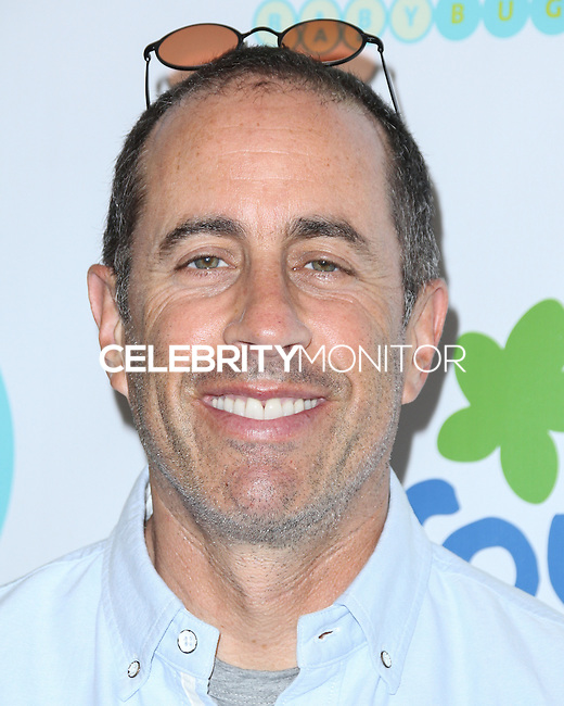 NEW YORK CITY, NY, USA - JUNE 04: Jerry Seinfield at the 2014 Baby Buggy Bedtime Bash Hosted By Jessica And Jerry Seinfeld - Sponsored By Sprout on June 4, 2014 in New York City, New York, United States. (Photo by Jeffery Duran/Celebrity Monitor)