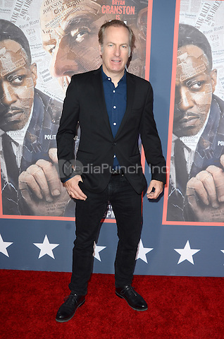 HOLLYWOOD, CA - MAY 10: Bob Odenkirk at the 'All The Way' Los Angeles Premiere at Paramount Studios on May 10, 2016 in Hollywood, California. Credit David Edwards/MediaPunch