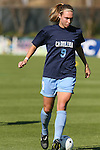 08 November 2009: North Carolina's Whitney Engen. The University of North Carolina Tar Heels defeated the Florida State University Seminoles 3-0 at WakeMed Stadium in Cary, North Carolina in the Atlantic Coast Conference Women's Soccer Tournament Championship game.