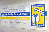 ALLIANCE Baxter/Sound Body Sound Mind