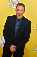 NASHVILLE, TN - NOVEMBER 1: Tim Allen on the Macy's Red Carpet at the 46th Annual CMA Awards at the Bridgestone Arena in Nashville, TN on Nov. 1, 2012. © mpi99/MediaPunch Inc. /NortePhoto