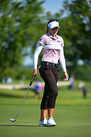 Brooke M. Henderson (CAN) barely misses her putt on 11 during the round 1 of the KPMG Women's PGA Championship, Hazeltine National, Chaska, Minnesota, USA. 6/20/2019.<br /> Picture: Golffile | Ken Murray<br /> <br /> <br /> All photo usage must carry mandatory copyright credit (© Golffile | Ken Murray)