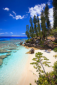 Baie de Tadine, Maré, Nouvelle-Calédonie