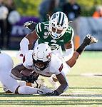 10-12-19, Ohio University vs Northern Illinois University NCAA football