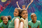 Dance Group (age 6-10) at Paddington Arts, a grant-funded community arts group in West London.