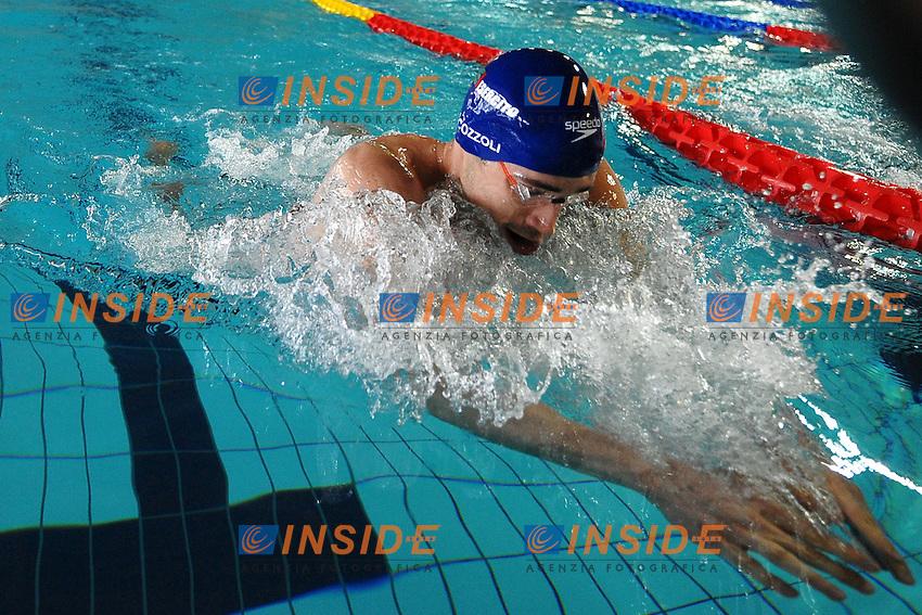 Fabio Scozzoli .Riccione 12/04/2013 .Campionati Italiani Assoluti Nuoto Primaverili 2013.Foto Andrea Staccioli Insidefoto