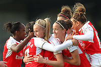Arsenal Ladies vs Birmingham City Ladies 11-10-15