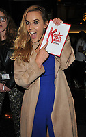 Charlie Webster at the &quot;Kinky Boots&quot; 2nd birthday theatre performance, Adelphi Theatre, The Strand, London, England, UK, on Tuesday 12 September 2017.<br /> CAP/CAN<br /> &copy;CAN/Capital Pictures