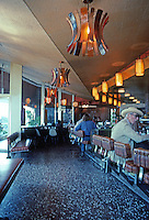 Googies: Ships Coffee Shop, Westwood. Interior.  Photo '84.