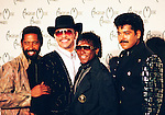 Commodores 1989 American Music Awards