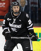 Shane Luke (PC - 20) scored his first collegiate goal in the second period. It was his fourth game for the Friars; he previously recorded an assist. - The Boston University Terriers defeated the visiting Providence College Friars 6-1 on Friday, January 20, 2012, at Agganis Arena in Boston, Massachusetts.