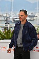 "CANNES, FRANCE. May 23, 2019: Roschdy Zem at the photocall for ""Oh Mercy!"" at the 72nd Festival de Cannes.<br /> Picture: Paul Smith / Featureflash"