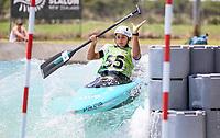 Oceania Canoe Slalom Championships, Whero Whitewater Park, Auckland, New Zealand, 1st February 2020. Photo: Simon Watts/www.bwmedia.co.nz