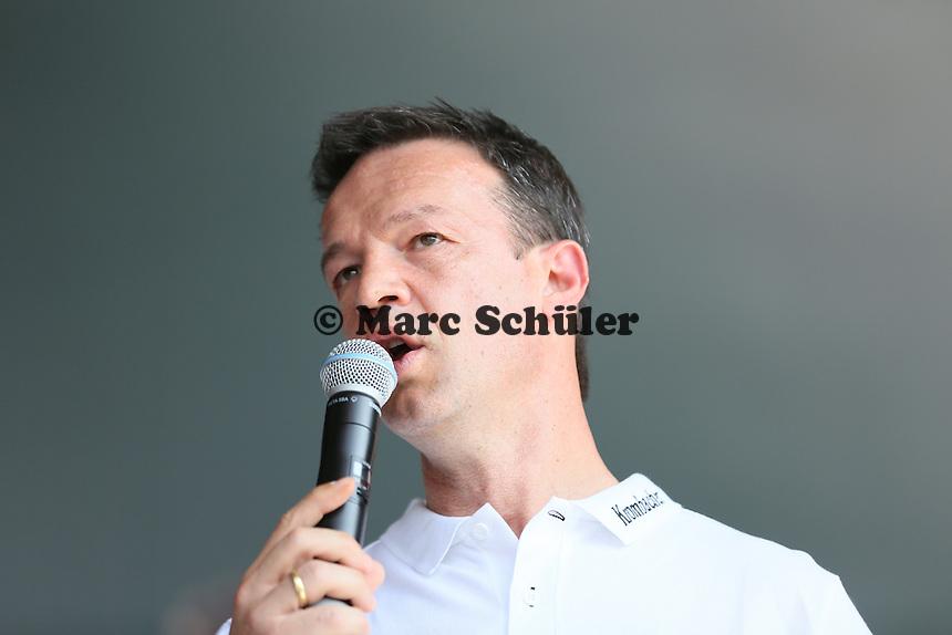 Vorstand Sport Fredi Bobic (Eintracht Frankfurt) - Eintracht Frankfurt Saisoneröffnung, Commerzbank Arena