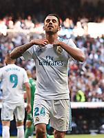 2018.04.28 La Liga Real Madrid CF VS CD Leganes