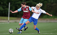 120715 West Ham Utd Ladies v Enfield Town Ladies