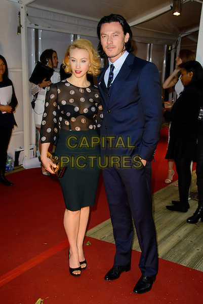 LONDON, ENGLAND - JUNE 03: Luke Evans attends Glamour Women Of The Awards in Berkeley Square on June 03, 2014 in London, England. <br /> CAP/CJ<br /> &copy;Chris Joseph/Capital Pictures